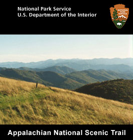 NPS Appalachian National Scenic Trail in Georgia