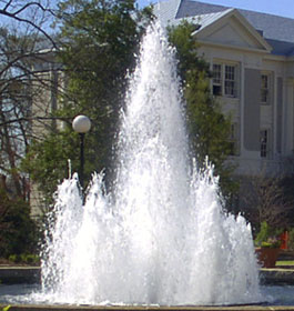 Athens Georgia Fountain