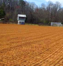Banks County Rec Dept. Horse Arena