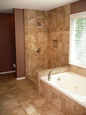 Elegant Distinctive Bathrooms