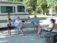Bluff Creek Park Campground