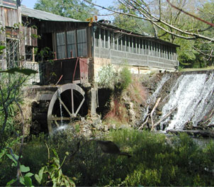 Old Mill in Cedartown