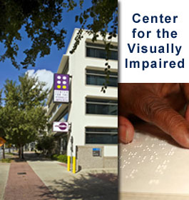 Center for Visually Impaired