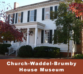 The Church-Waddel-Brumby House