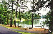 Clark Creek Campground at Allatoona Lake
