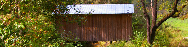 Georgia Covered Bridge