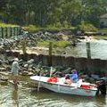 Boating at Crooked River State Park