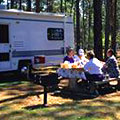 Camping and Picnicking at Crooked River State Park