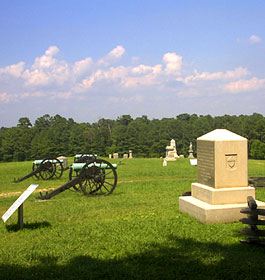 Civil War Battlefield Monuments