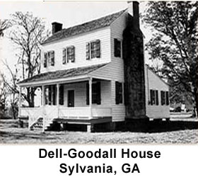 Dell-Goodall House