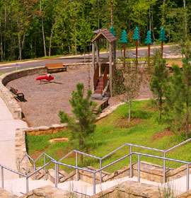 Don Carter State Park Playground