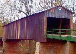 Euralee Creek Covered Bridge