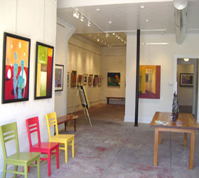 The Firehouse Gallery
