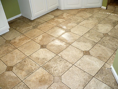 Dots In Tile Setting By Dickie Done Right Georgia Tile