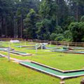Miniature Golf at Fort Yargo State Park