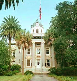 Glynn County Courthouse in Brunswick GA