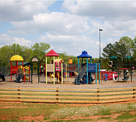 Henry County Park Playground