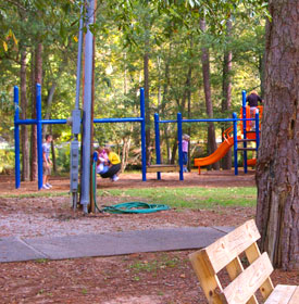 Hurricane Shoals Park playground