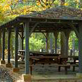 Picnic Shelter at Indian Springs State Park