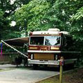 RV camping at Indian Springs State Park