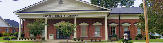 Lincoln County Library