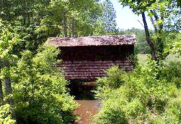 Lulu Covered Bridge