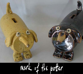 Mark of the Potter Pottery