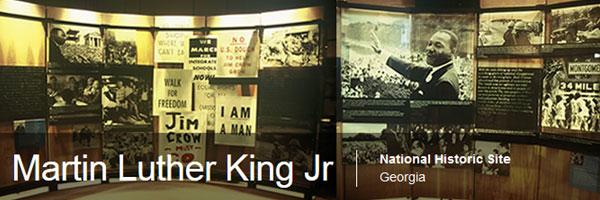 Martin Luther King Jr. National Historic Site