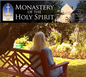 Reflecting at the Monastery of the Holy Spirit