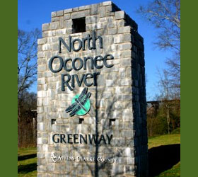 North Oconee Greenway Riverpark