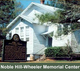 Noble Hill-Wheeler Memorial Center