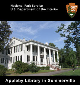 The Appleby Library in Summerville GA