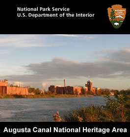 NPS Augusta Canal National Heritage Area