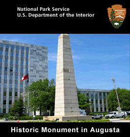 Historic Monument in Augusta