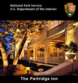 The Partridge Inn in Summerville GA Historic District