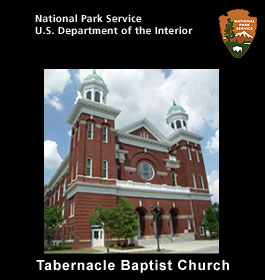 Historic Tabernacle Baptist Church in Augusta GA