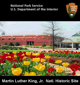 NPS Martin Luther King Jr. National Historic Site