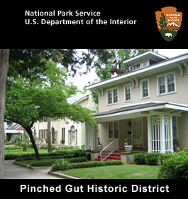 Pinched Gut Historic District in Augusta GA