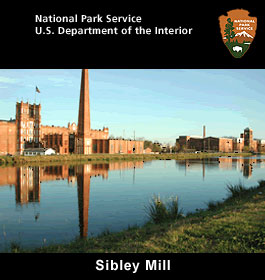 Sibley Mill in Augusta