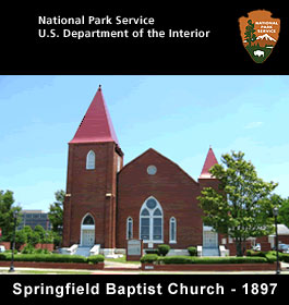 Springfield Baptist Church in Augusta