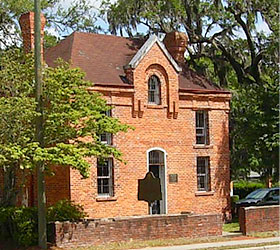 Old Liberty County Jail