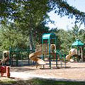 Playground at Panola Mountain State Park