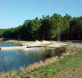 Paradise pfa boat ramps in berrien county ga for Public fishing in georgia