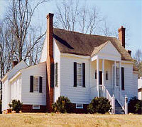 Pettigrew-White-Stamps House