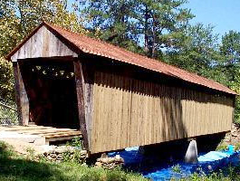 Pooles Mill Covered Bridge