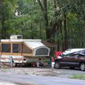 Camping at Red Top Mountain State Park