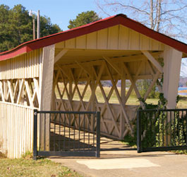 Rockdale County Covered Bridge