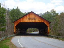 Haralson Mill Covered Bridge