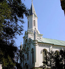 Lutheran Church in Savannah GA