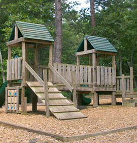 Sawnee Mountain Preserve playground